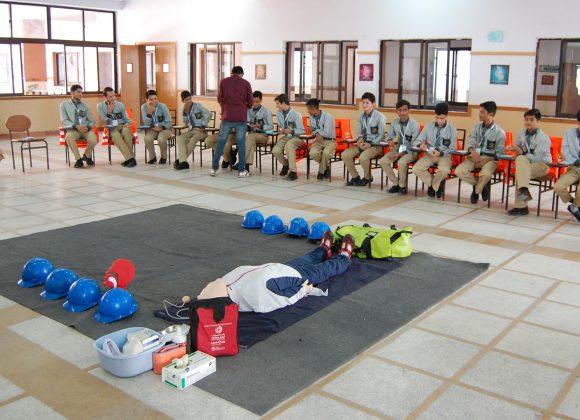 Emergency First Aid at Schools